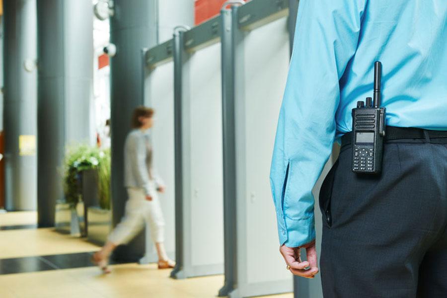 Portierato, controllo accessi, personale qualificato H24
